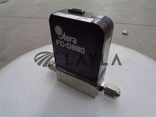 FC-D980/-/Aera; TC FC-D980, Mass Flow Controller, 2000 SCCM, (NH3) 2 SLM/Aera/-_01