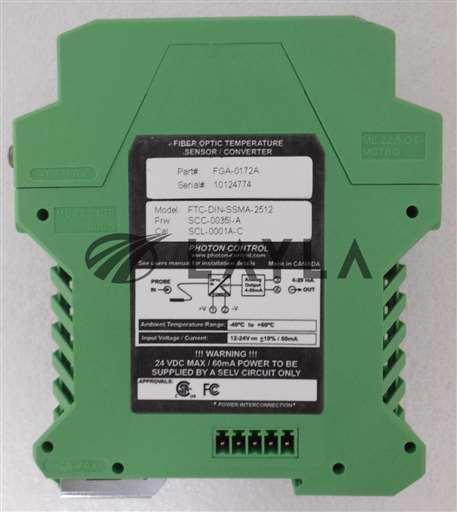 FGA-0172A/-/Photon Control; FGA-0172A, Fiber Optic Temperature Sensor, FTC-DIN-SSMA-2512/Photo Control/-_01
