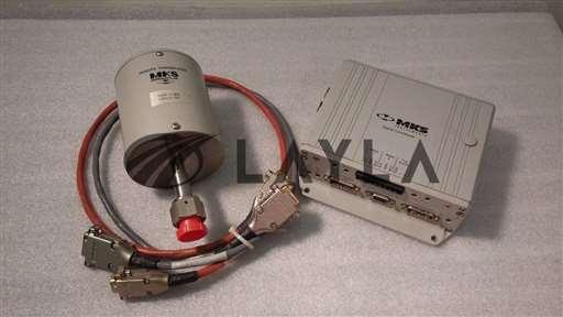 -/62C13TBFHC/62C13TBFHC Signal Conditioner & 621C13TBFHA Transducer 1000 Torr w/ Cables/MKS/-_01