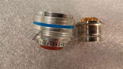 /-/Deutsch RSM07-12-14S-059 & RSM5150-12-14P-00 Circular Connectors Set M/F//_01