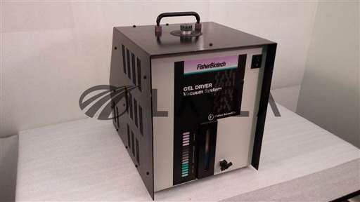 FBGDPX10/-/Fisher Biotech FBGDPX10 Gel Dryer Vacuum System/Fisher Biotech/-_01