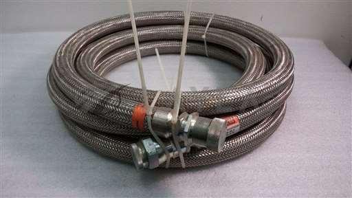 /-/Senior Electronics CTI 8043267G240 SS Braided Flex Line 25'326-00L 260 PSIG//_01