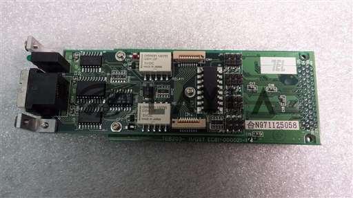 TEB203-11/-/TEB203-11 PCB GST EC81-000021-12/TEL/TEL_01