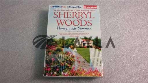 -/-/Sweet Magnolias: Honeysuckle Summer 7 by Sherryl Woods (2010, 9CDs, Unabridged)/-/-_01