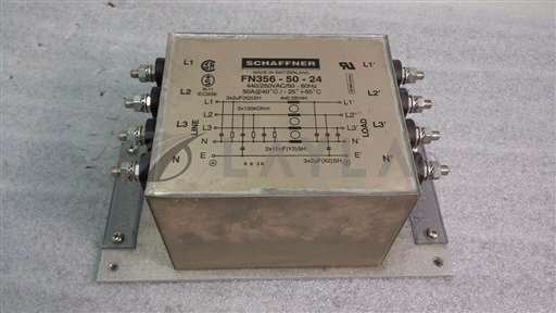/-/Schaffner FN356-50-24 Power Line Filter//_01