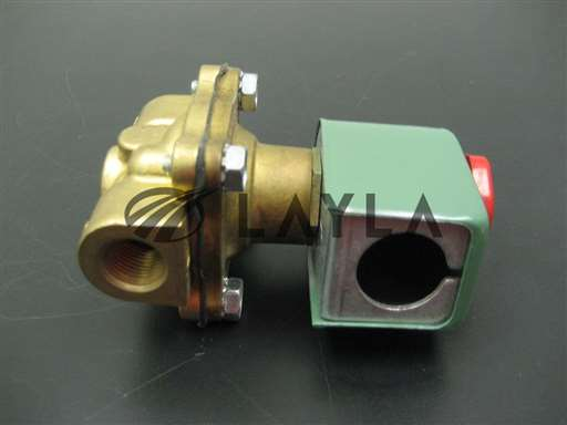 8030A17VH/-/Red Hat Solenoid Valve (Valve Only)/ASCO/-_01