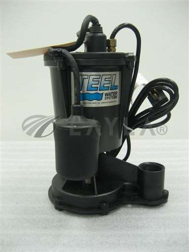 /-/Teel Submersible Pump 3P635A 115 VAC 1/3 HP 1.5 Inch Output//_01