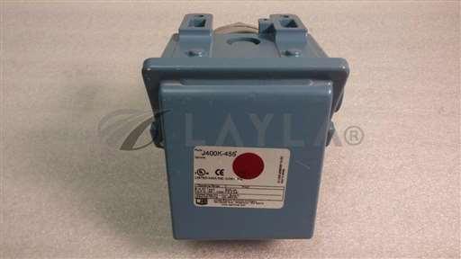 /-/U.E. United Electric Controls J400K-455 Differential Pressure Switch//_01