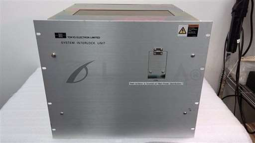 /-/TEL Tokyo Electron 3M87-021476-12 System Interlock Unit 01NUC-0012-0036//_01