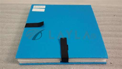 """/-/Applied Materials 0200-36630 8"""" Cover Plate Heater, DXZ, Aluminum NIT//_01"""