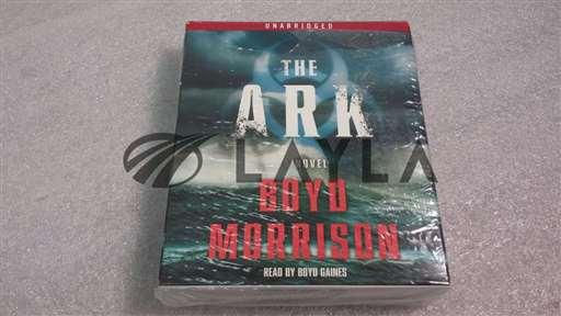 -/-/The Ark by Boyd Morrison (2010, CD, Unabridged) 12Cs Audiobook/-/-_01