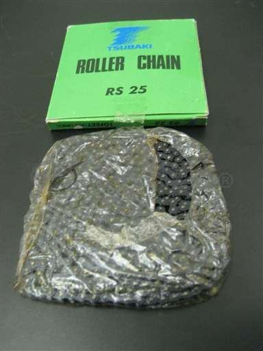 /-/Tsubaki Roller Chain RS25 **NEW**//_01