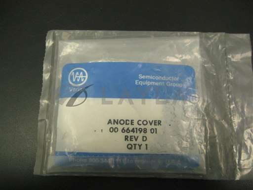 /-/Applied Materials / Varian Anode Cover 0066419801 **NEW**//_01