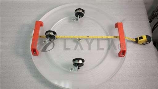 """/-/2014303-001/0 Vacuum Lid 20"""" (dia.) w/ 3 gauges//_01"""