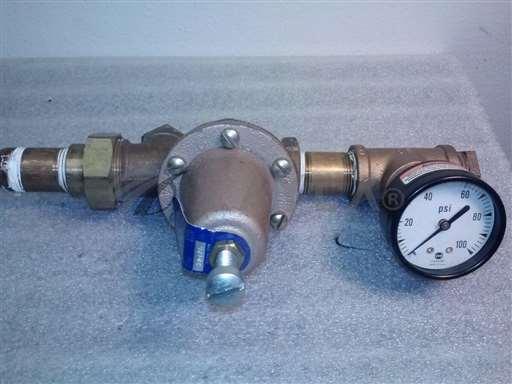 /-/Watts 25AUB Water Pressure Reducer w/ gauge 0-100psi//_01