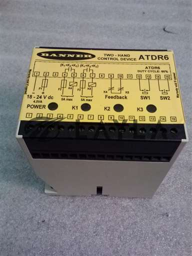 ATDR 6/-/Banner ATDR 6 Two Hand Control Valve/Banner Engineering/-_01