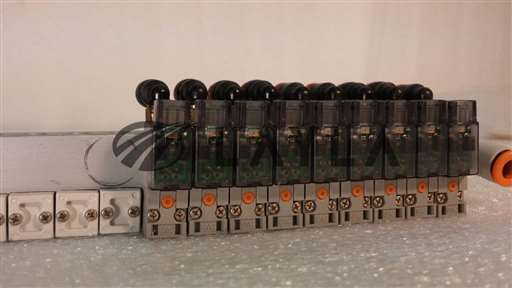 SY114-5MOZ/-/SY114-5MOZ Direct Operated 3 Port Solenoid Valves (NC) ( 9 on Manifold )/SMC/-_01