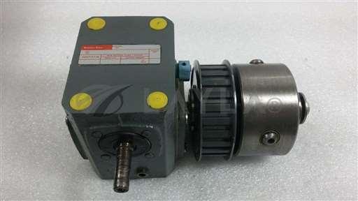 /-/Boston Gear, Gear Reducer w/ Pulley 10:1 1750 RPM//_01