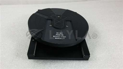"""/-/Rudolph Research SS1 Automatic X-Y Stage150mm / 6"""" Chuck//_01"""