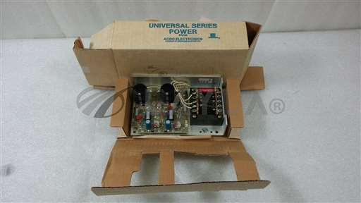 /-/ACDC Electronics / EmersonEVC12DI Power Supply//_01