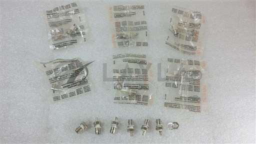 /-/Amphenol 31-10 BNC Bulkhead Connector Solder Type (Lot of 12)//_01