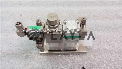 AMDSZ0-X25/-/CKD AMDSZ0-X25 Air Op. Valve/CKD/-_01