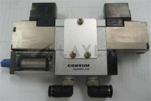 /-/CONVUM CVD-10HS2H Vacuum Generator with Dual Solenoid//_01