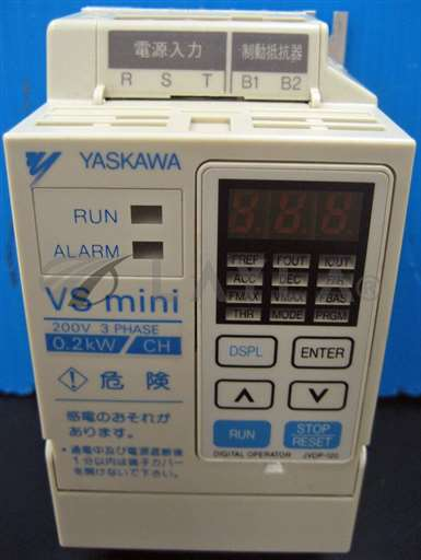 /-/Yaskawa Electric CIMR-XCHA20P2 VS Mini Ultra-Compact All Digital Inverter//_01