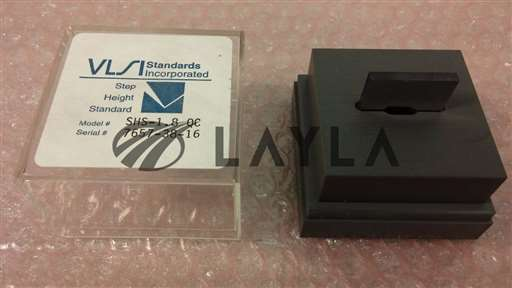 SHS-1.8 QC/-/VLSI Standards SHS-1.8 QC Step Height Standard/VLSI Standards/-_01