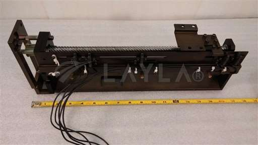 "/-/Nikon KAB11240-V2 z Axis Assembly Ballscrew 14"" Linear Slide LWLF14B//_01"
