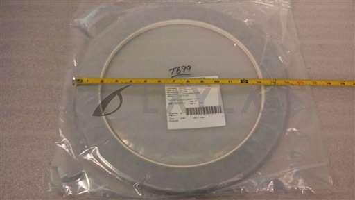 /-/Applied Materials 0200-00980 Rev-011 Ceramic Ring 381mm Notch//_01