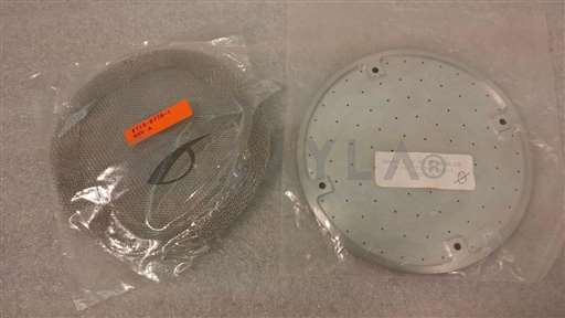 /-/LAM Research 715-8763-1 Baffle Plate w/ New Screen//_01