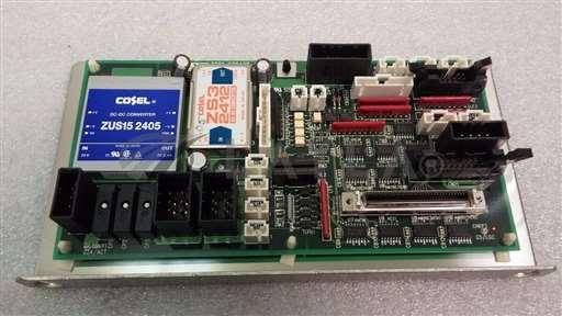 /-/TEL Tokyo Electron 2981-600408-11 PRA Base Board//_01
