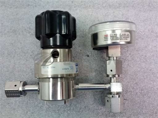 /-/Parker / Veriflo, High Pressure Regulator. IR500ZTGL//_01