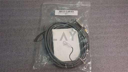 /-/IDI 2-105-029 Generic I/F Cable 15'//_01