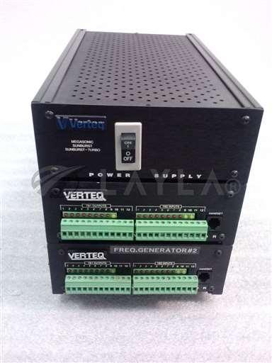 /-/Verteq STQD-800-CC50-M6-PVDF Megasonic Sunburst Turbo w/ 2 Frequency Controllers//_01