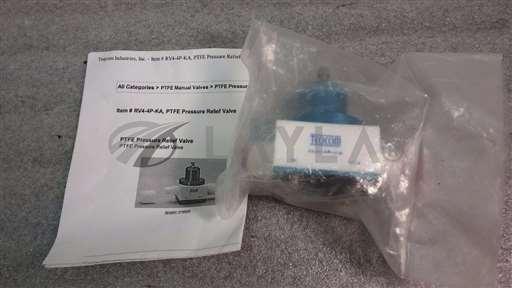 /-/Teqcom Industries RV4-4P-KA PTFE Pressure Relief Valve//_01