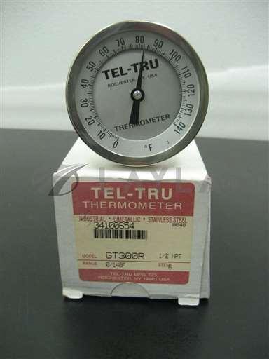"/-/TEL-TRU Thermometer GT300R1/2"" NPT"" 5.5 Inch Stem **NEW**//_01"