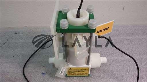 PPLG9501/-/Nippon Pillar PPLG9501 Bellows Metering Pump Air Actuated./Nippon Pillar/-_01