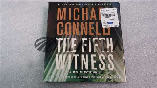 -/-/The Fifth Witness by Michael Connelly (2011, 6CDs, Abridged)/-/-_01