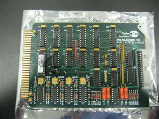/-/Fusion Axcelis Dual Cassette Handler Card 249181 Rev. E//_01