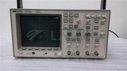 /-/HP / Agilent 54601A 4 Channel 100 MHz Oscilloscope//_01