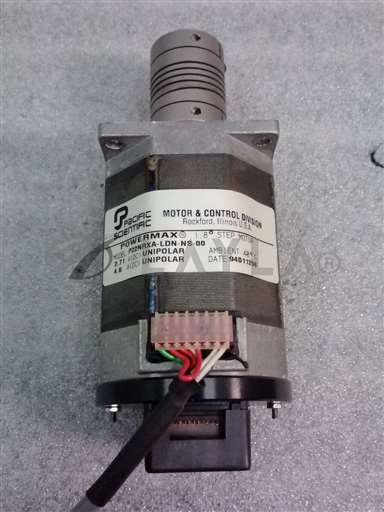 /-/Pacific Scientific P22NRXA-LDN-NS-00 Stepping Motor with Chuck Encoder//_01