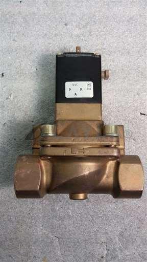 /-/Burkert 49Z8 Brass Solenoid Valve Safety Shut Off Valve//_01