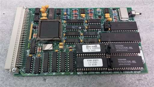 /-/Applied Materials 0100-35227 E Chuck Controller Board//_01