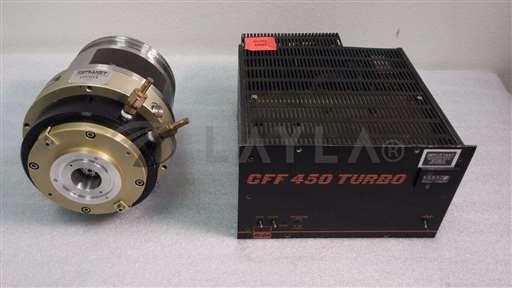/-/Alcatel 5150 CP Molecular High Vac Turbo Pump & CFF 450 Turbo Controller//_01