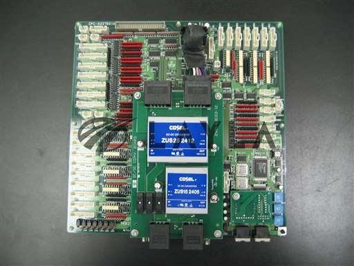 CPC-G227B01A-11/-/Oven I/O Board with DC/DC Convertor TKB2121/-/TEL_01
