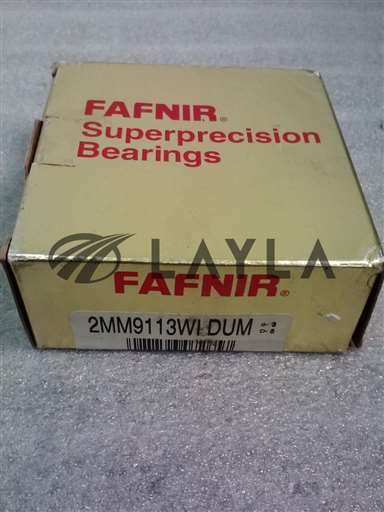 2MM9113WI DUM/-/Fafnir 2MM9113WI DUM Super Precision Bearings, Set of two bearings NIB/Fafnir/-_01