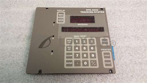/-/Slicing Specialists STS-4040 Keypad Front Panel//_01
