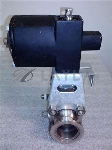 /-/Whitey Model 133 DA Pneumatic Valve with CF3M Ball Valve//_01